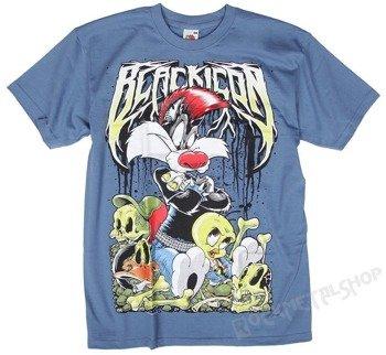 koszulka BLACK ICON - TWEETY (MICON124 SKY BLUE)