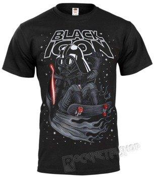koszulka BLACK ICON - VADER (MICON134 BLACK)