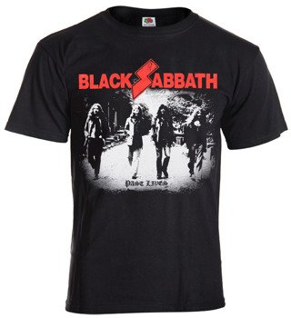 koszulka BLACK SABBATH - PAST LIVES