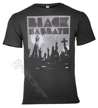 koszulka BLACK SABBATH - VICTORY ciemnoszara