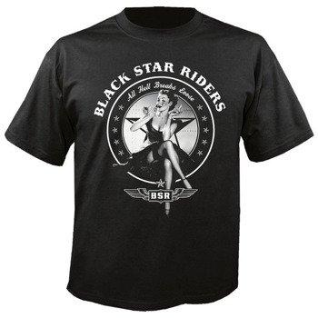 koszulka BLACK STAR RIDERS - ALL HELL BREAKS LOOSE