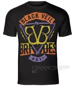 koszulka BLACK VEIL BRIDES - CLASSIC CROSSBONES