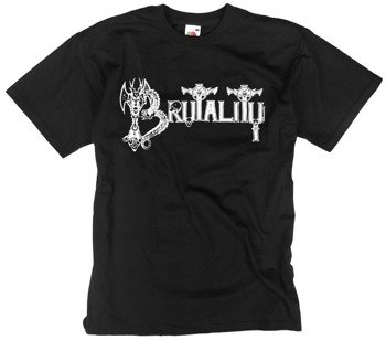koszulka BRUTALITY - LOGO