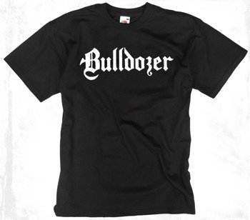 koszulka BULLDOZER - LOGO