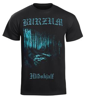 koszulka BURZUM - HLIDSKJALF