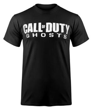 koszulka CALL OF DUTY GHOSTS - LOGO