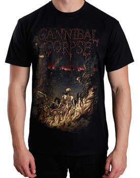 koszulka CANNIBAL CORPSE - A SKELETAL DOMAIN 2