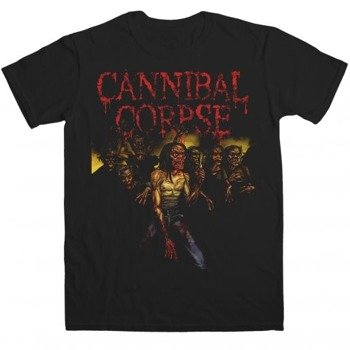 koszulka CANNIBAL CORPSE - GLOBAL EVISCERATION