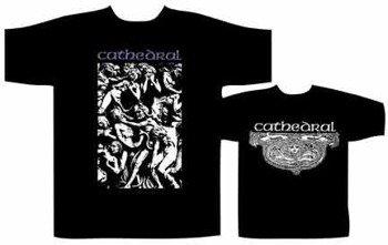 koszulka  CATHEDRAL - DARK PASSAGES