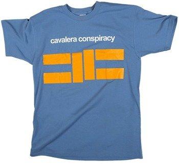 koszulka CAVALERA CONSPIRACY niebieska