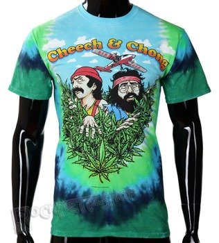 koszulka CHEECH AND CHONG - FIELD OF DREAMS