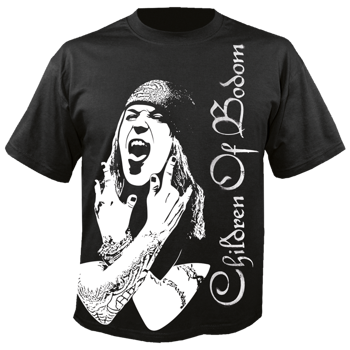 koszulka CHILDREN OF BODOM - HORNS