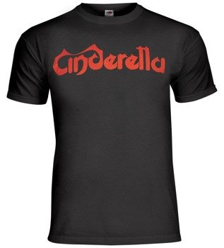koszulka CINDERELLA - RED LOGO