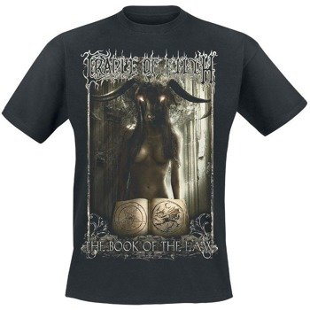 koszulka CRADLE OF FILTH - THE BOOK OF THE LAW
