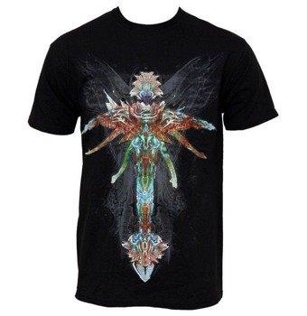 koszulka CYNIC - TRACED IN BLACK