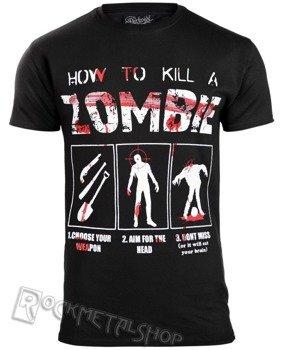 koszulka DARKSIDE - HOW TO KILL A ZOMBIE