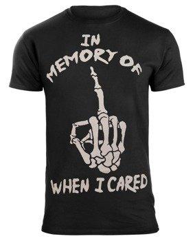 koszulka DARKSIDE - IN MEMORY OF WHEN I CARED