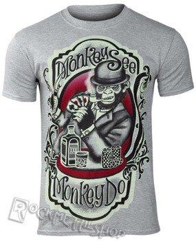 koszulka DARKSIDE - MONKEY SEE GREY