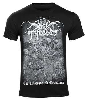koszulka DARKTHRONE - THE UNDERGROUND RESISTANCE
