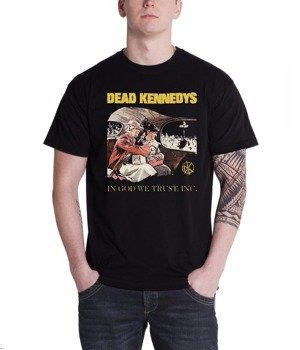 koszulka DEAD KENNEDYS - IN GOD WE TRUST
