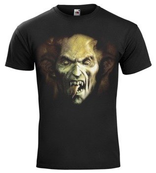 koszulka DEMON FACE czarna