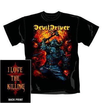 koszulka DEVILDRIVER - KILLING