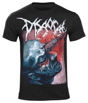 koszulka DISGORGE - CRANIAL INCISION