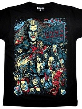 koszulka DISTURBIA - LOST BOYS (BLACK)