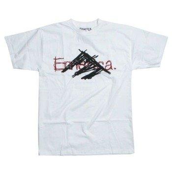 koszulka EMERICA-Coverup (white) 09'