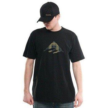 koszulka EMERICA - TRIANGLE 6 (BLACK) 09'