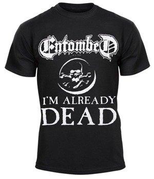 koszulka ENTOMBED - ALREADY DEAD