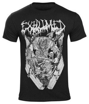 koszulka EXHUMED - CASKET KRUSHER
