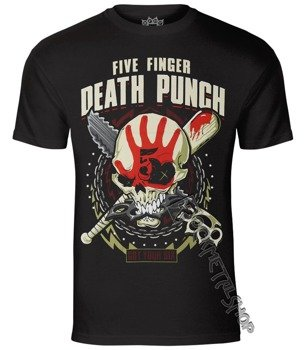 koszulka FIVE FINGER DEATH PUNCH - ZOMBIE KILL