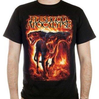 koszulka FLESHGOD APOCALYPSE - CERBERUS TOUR