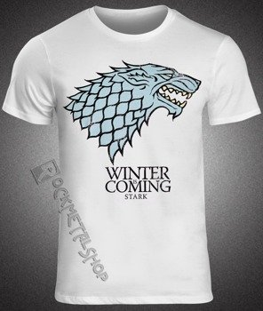 koszulka GAMES OF THRONES - WINTER IS COMING