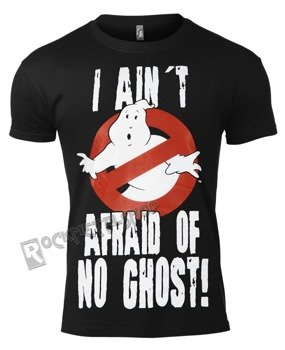 koszulka GHOSTBUSTERS - I AIN'T AFRAID OF NO GHOST