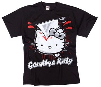 koszulka GOODBYE KITTY