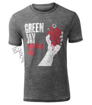 koszulka GREEN DAY - AMERICAN IDIOT VINTAGE