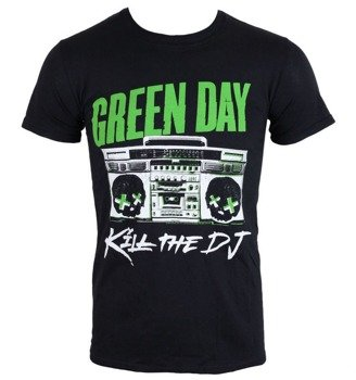 koszulka GREEN DAY - KILL THE DJ