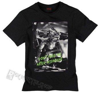 koszulka GREMLINS - DON'T FEED czarna