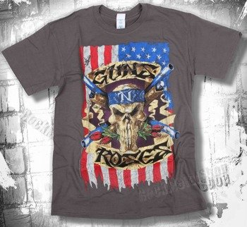 koszulka GUNS N' ROSES - AMERICAN FLAG