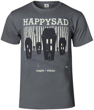 koszulka HAPPYSAD - CIEPŁO / ZIMNO