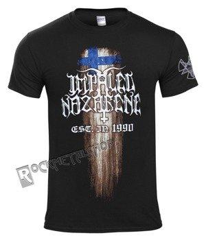 koszulka IMPALED NAZARENE - SUOMI FINLAND PERKELE