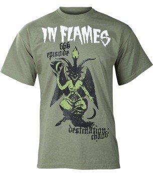 koszulka IN FLAMES - EPISODE 666 DESTINATION CHAOS