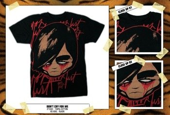 koszulka IRON FIST '09 (Dont cry for me) (Black) IF11042  70