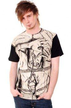 koszulka IRON FIST - TORTURE CLUB (BLACK)