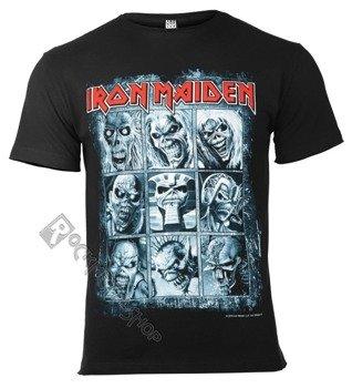koszulka IRON MAIDEN - EDDIES