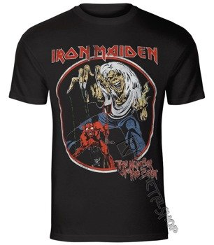 koszulka IRON MAIDEN - THE NUMBER OF THE BEAST VINTAGE