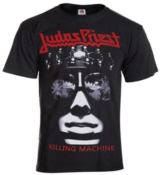 koszulka JUDAS PRIEST - KILLING MACHINE