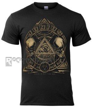 koszulka JUNIUS - VOID YELLOW
